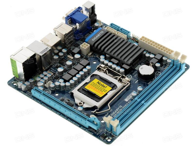 Gigabyte GA-H67N-USB3-B3 3TB+ Last