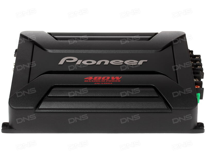 Усилитель Pioneer GM-A4604 GM-4604 - фото 9