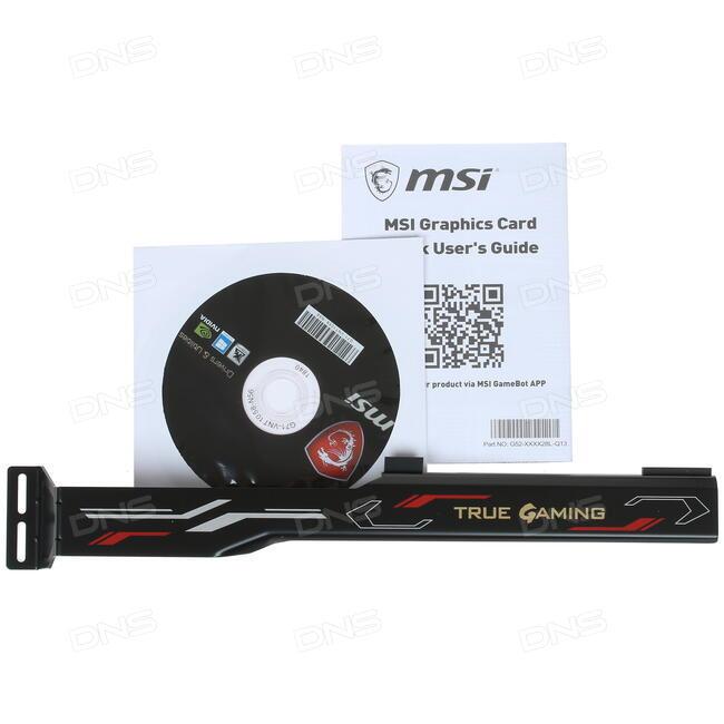 Купить Видеокарта MSI GeForce RTX 2070 GAMING Z [RTX 2070