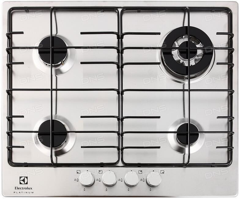 купить газовая варочная поверхность Electrolux Egg96243nx в интернет