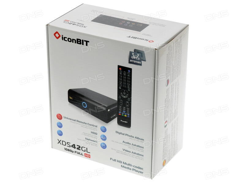 ICONBIT XDS42GL MEDIA PLAYER DRIVERS