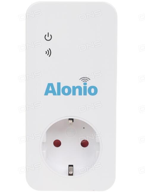 Купить GSM-розетка Alonio T6 в интернет магазине DNS. Характеристики ... 45277785836c5