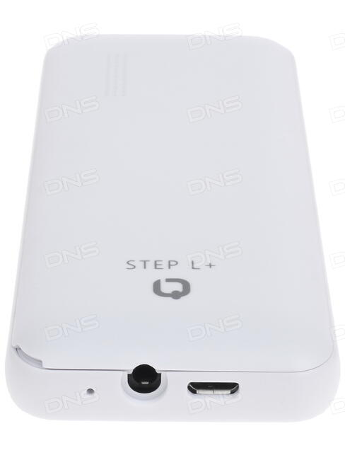 09f1974466202 Купить Сотовый телефон bright&quick BQ-2431 Step L+ белый в интернет ...