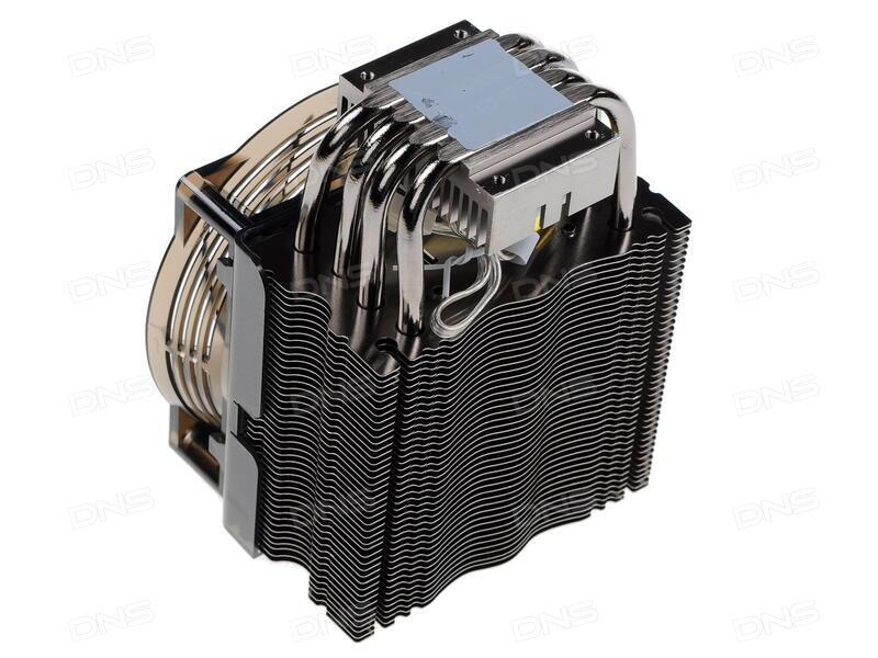 Купить Кулер CoolerMaster S400 (RR-UAH-L9C2) (Al+Cu, 4