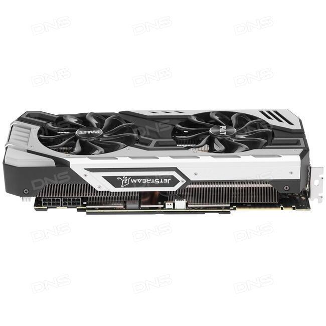 Купить Видеокарта Palit GeForce RTX 2080 Super JetStream