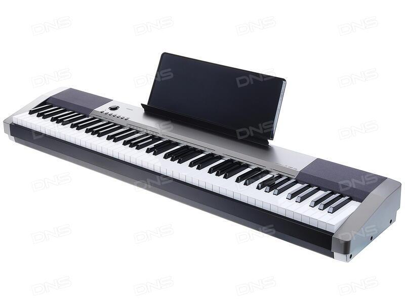Цифровые пианино Casio Касио купить в Москве