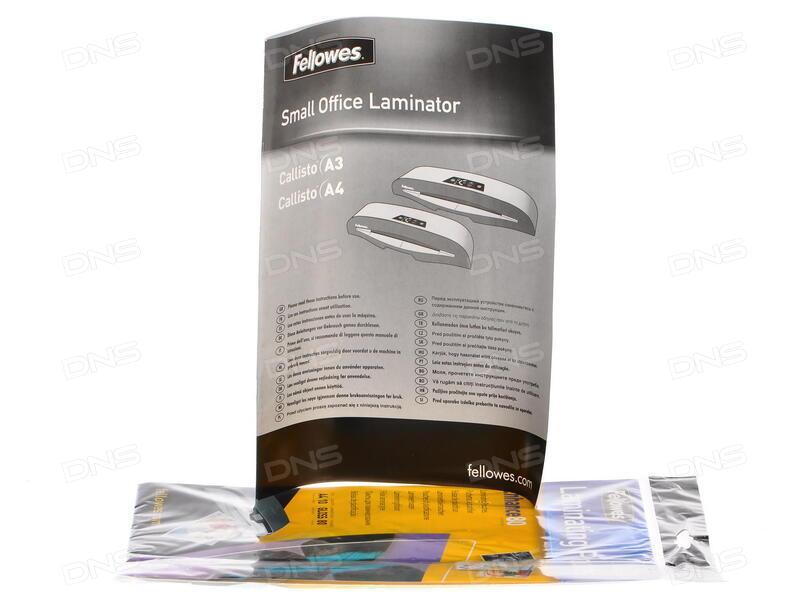 Пленка для ламинатора Bulros A4 80мкм 100шт