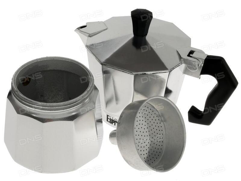Гейзерная кофеварка g.a.t pepita
