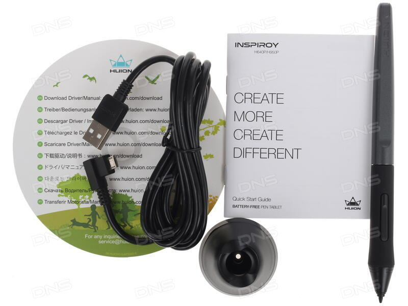 Huion Inspiroy H640p Driver