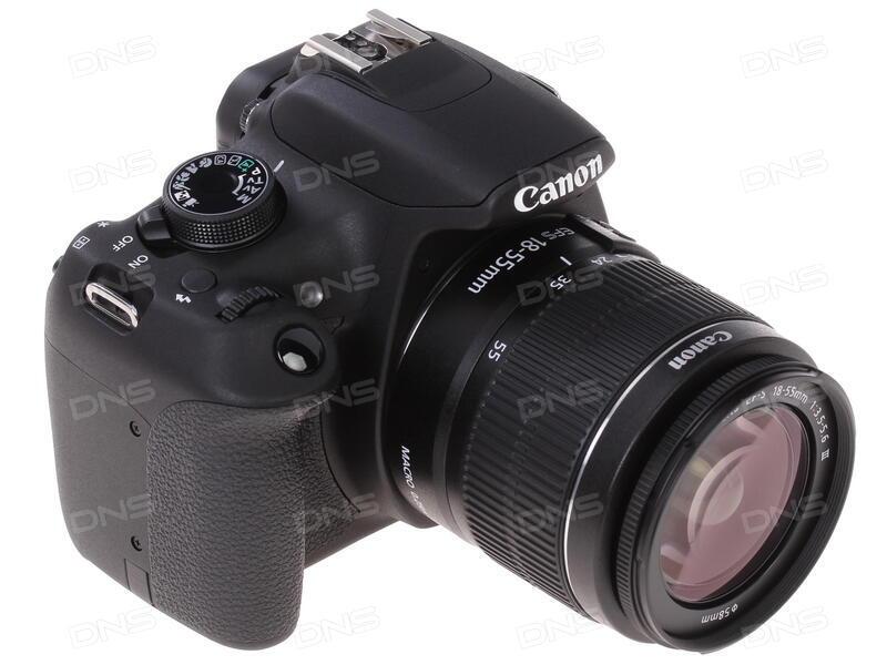 Купить Зеркальная камера Canon EOS 1200D Kit 18-55mm DC