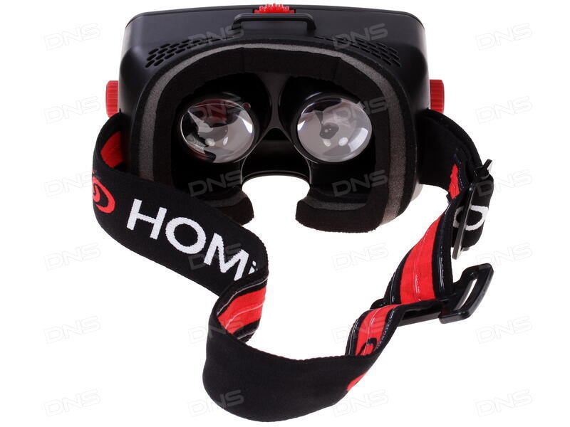 Купить Очки виртуальной реальности Homido в интернет магазине DNS ... 82e26a3549e