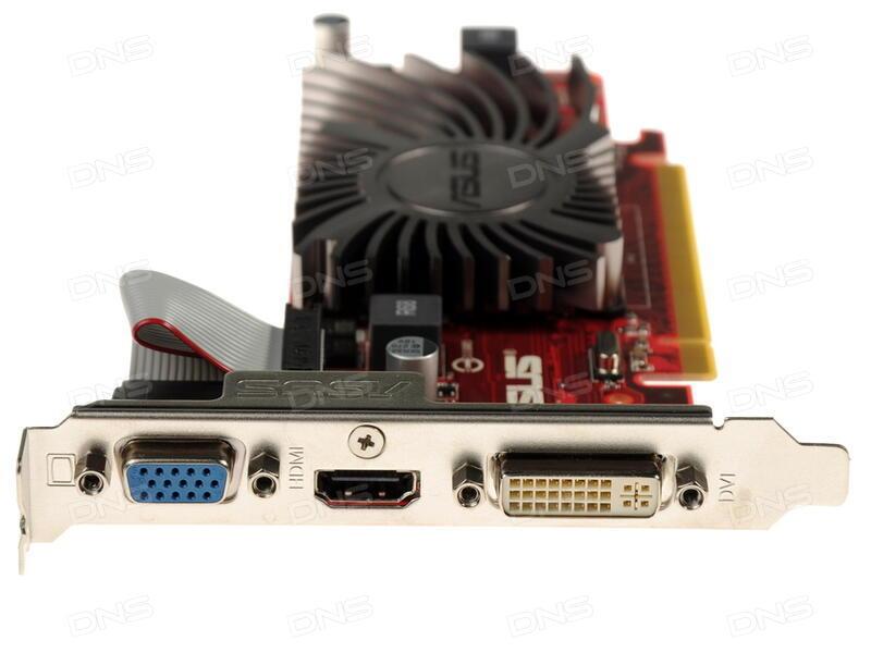 ASUS ATI RADEON HD 5450 EAH5450 SL/DI/512MD3/V2(LP) DRIVER