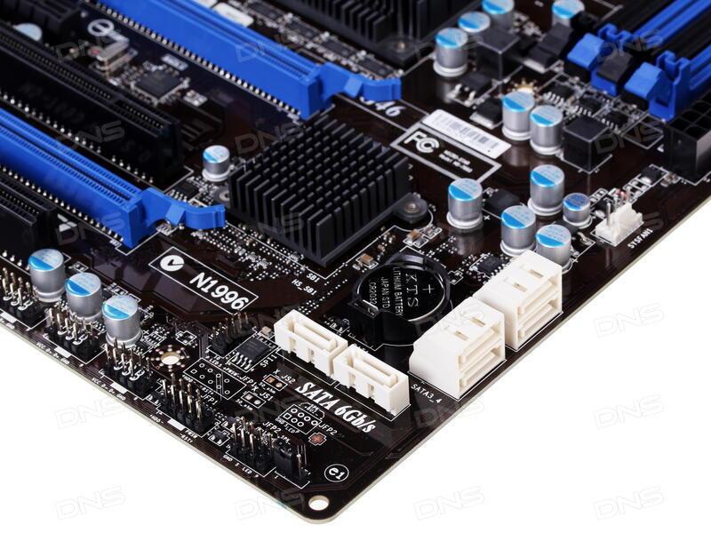 Купить Материнская плата MSI 970A-G46 в интернет магазине DNS