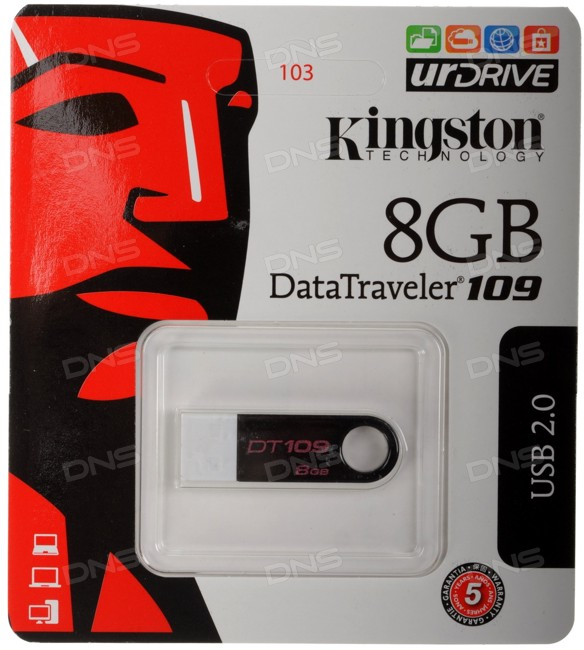 kingston dt109 driver
