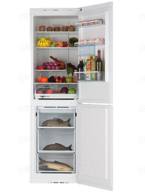 купить холодильник Bosch Kgn39vw17r белый в интернет магазине Dns