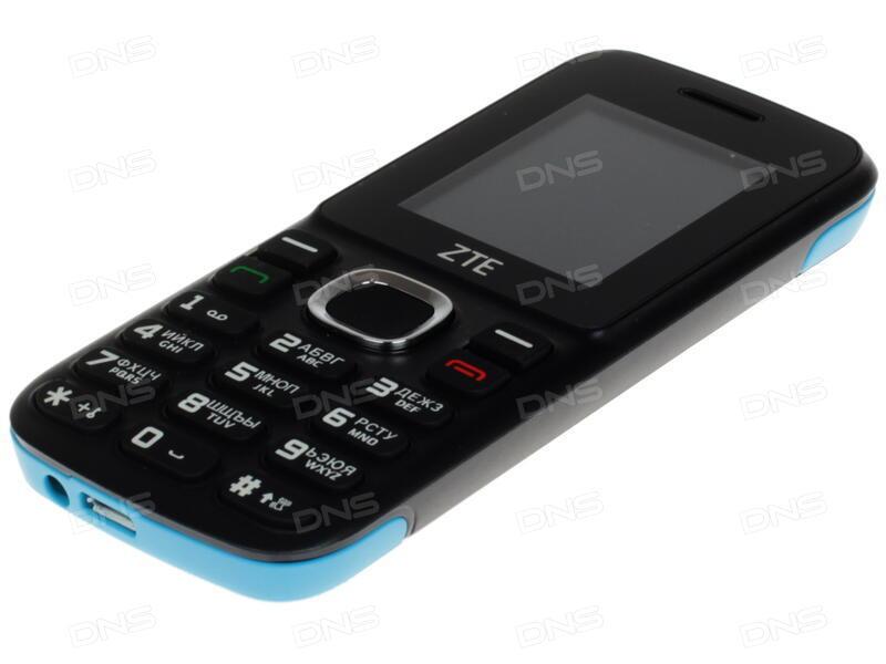 Сотовый телефон ZTE R550 Black-Red