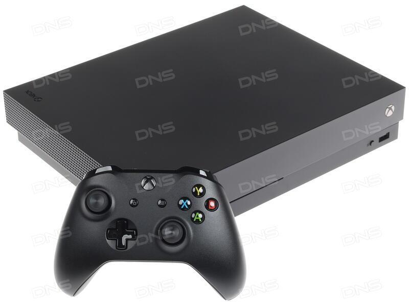 e95d301a440e8 Купить Игровая приставка Microsoft Xbox One X в интернет магазине ...