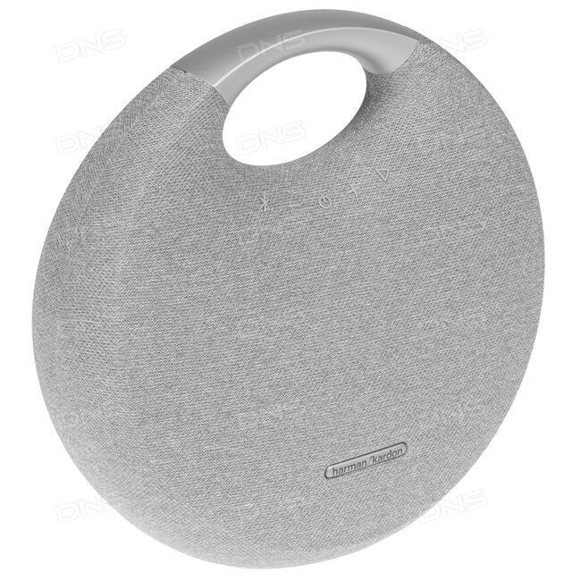 Купить Портативная колонка Harman Kardon Onyx Studio 5 серый в интернет  магазине DNS  Характеристики, цена Harman Kardon Onyx Studio 5 | 1250904