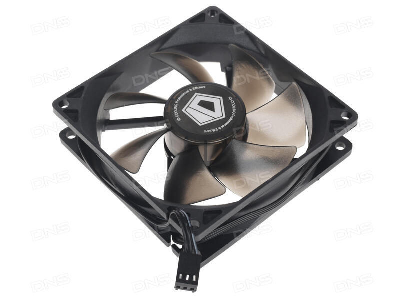 Вентилятор Noiseblocker BlackSilentPro PC-P 80mm 600-2500rpm