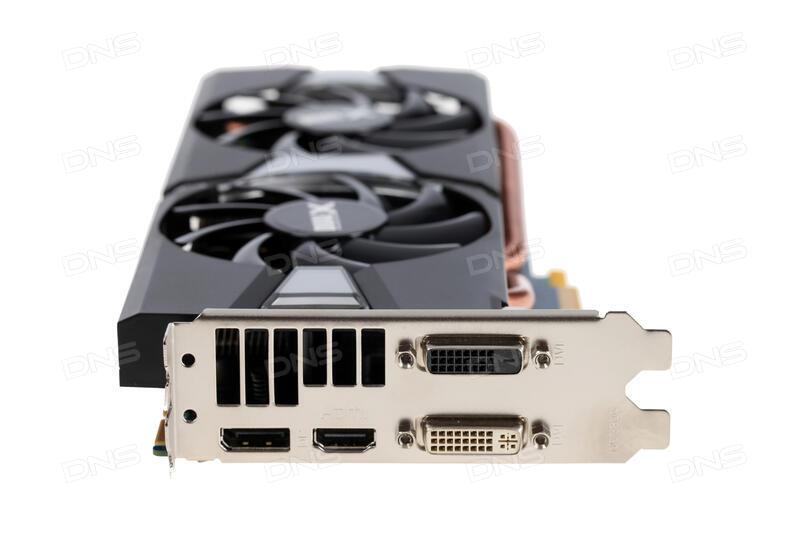 Технические характеристики Видеокарта Sapphire AMD Radeon DUAL-X R9