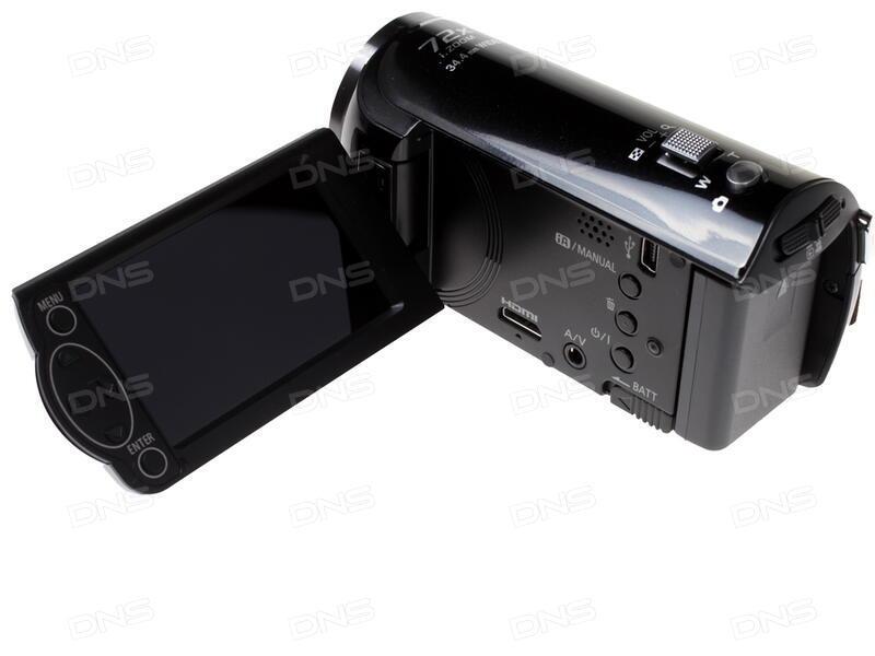 Видеокамера Canon LEGRIA HF R78 Black + WA-H43 (AVCHD/MP4 3,28Mp 57x 3.0'' 16Gb Int. WiFi/NFC SDXC/SDHC/SD)