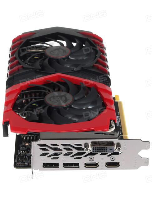 Купить Видеокарта MSI AMD Radeon RX 570 GAMING X [RX 570 GAMING X 4G