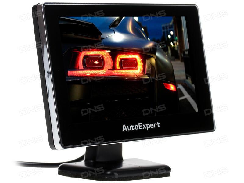 Купить Автомобильный монитор AutoExpert DV-450 в интернет магазине ... 5f3af064a87