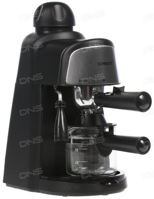 Отзывы покупателей о кофеварка рожковая scarlett sc-037 черный.