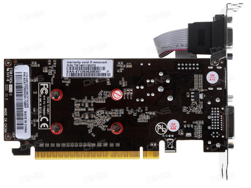 видеокарта palit geforce gt 730 отзывы