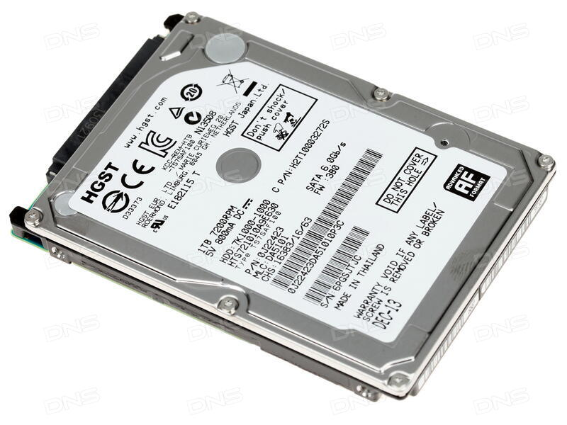 Dell Inspiron 1100 HGST HDD Drivers for Windows XP