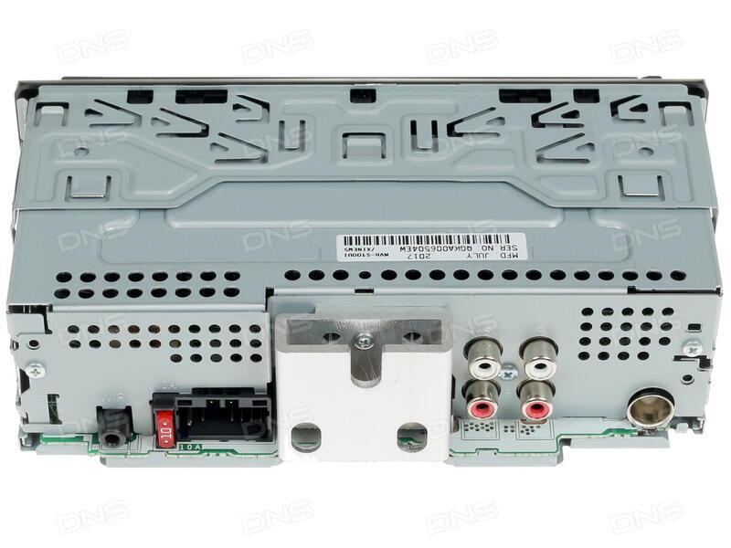 Автомагнитола Pioneer MVH-S100UI - фото 2