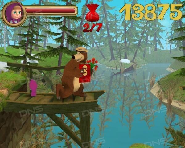 скачать бесплатно игру маша и медведь на компьютер windows 7