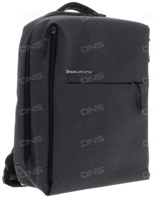 "e04049d66753 14.1"" Рюкзак Xiaomi Mi Minimalist Backpack Urban Life Style черный"