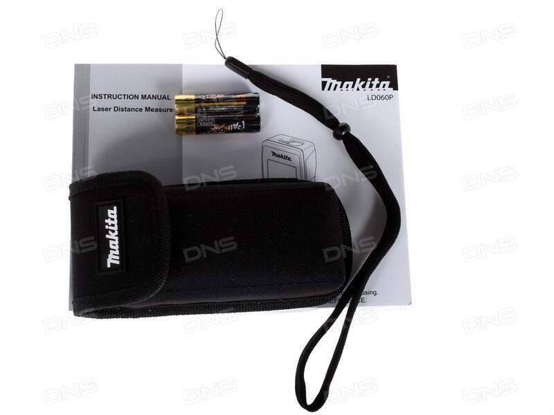 Купить Лазерный дальномер makita ld p в интернет магазине dns