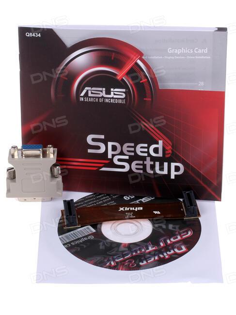 Купить Видеокарта ASUS AMD Radeon R9 270 OC [R9270-DC2OC-2GD5] в