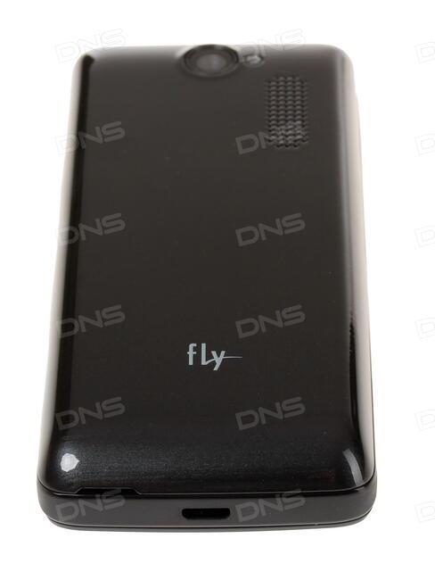 Мобильный телефон fly banana grey