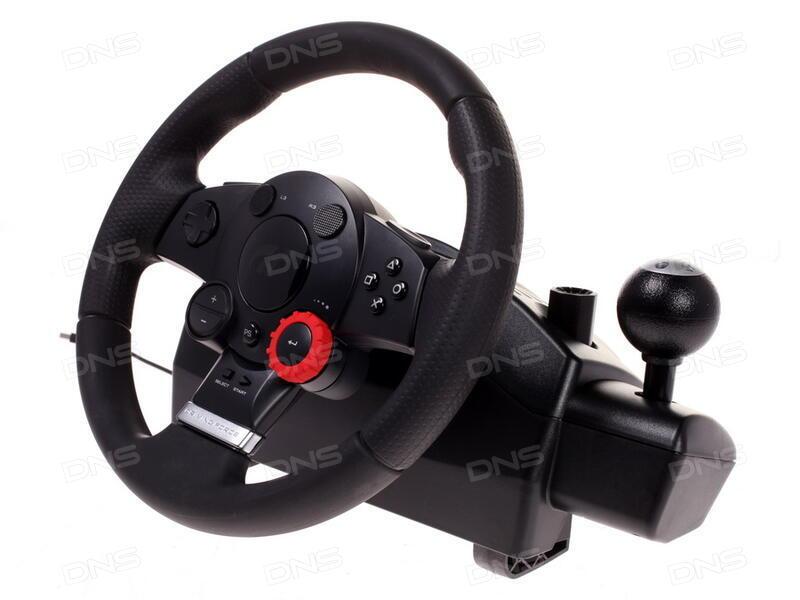 Скачать Игру Через Торрент Logitech Driving Force Gt - фото 8