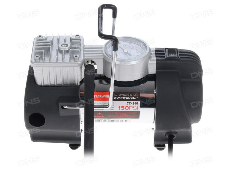 Автомобильный компрессор StarWind CC-240 - фото 5
