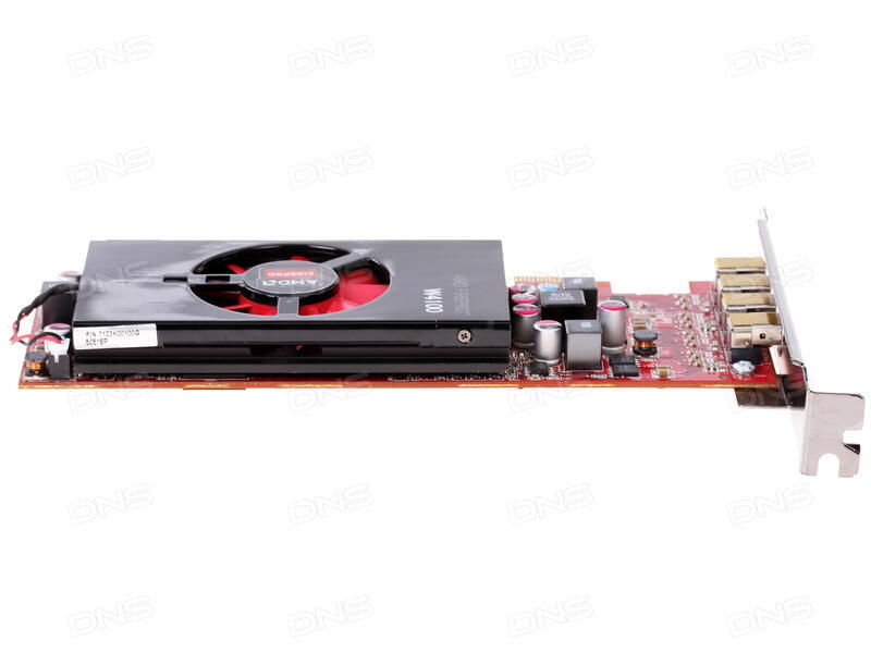Купить Видеокарта Sapphire AMD FirePro W4100 [100-505817] в