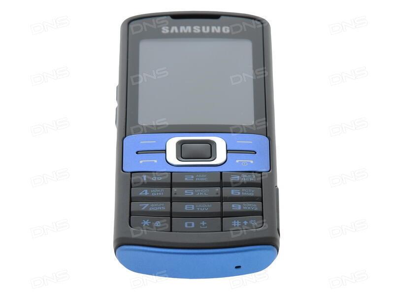 e2684e0920907 Купить Сотовый телефон Samsung GT-C3011 голубой в интернет магазине ...