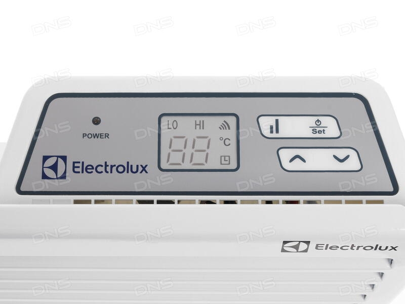 Ремонт конвектора electrolux