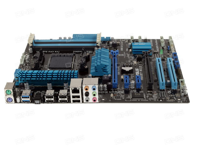 Asus M5A97 R2.0 AMD Chipset New