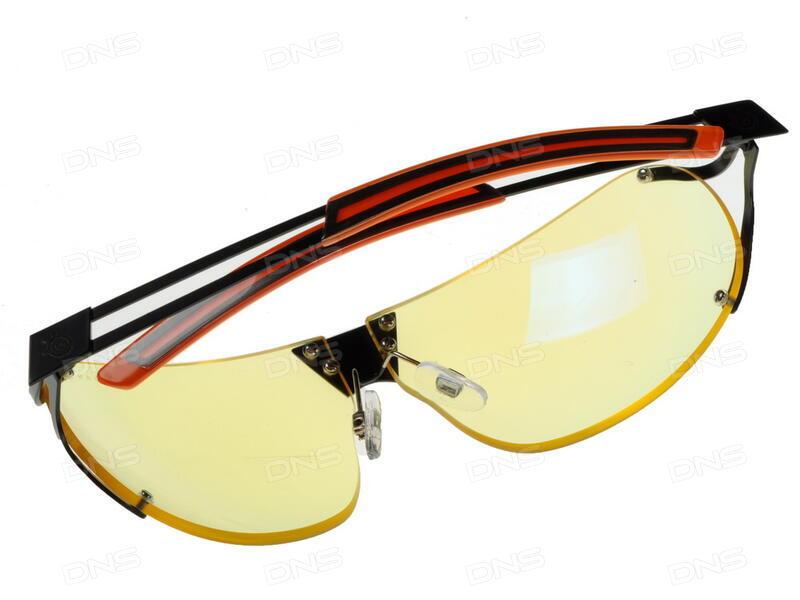 Купить Защитные очки GUNNAR SteelSeries Desmo Onyx Orange в интернет ... e345ab994c