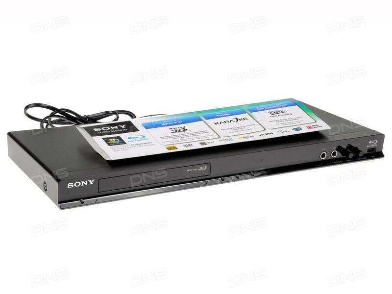 Sony BDP-S485 Blu-ray Player Driver