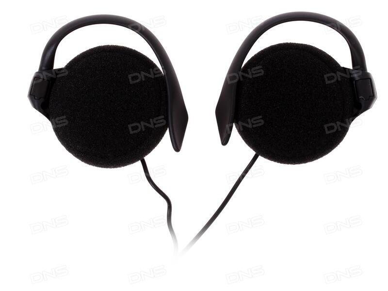 купить наушники Panasonic Rp Hs46e K черный в интернет магазине Dns