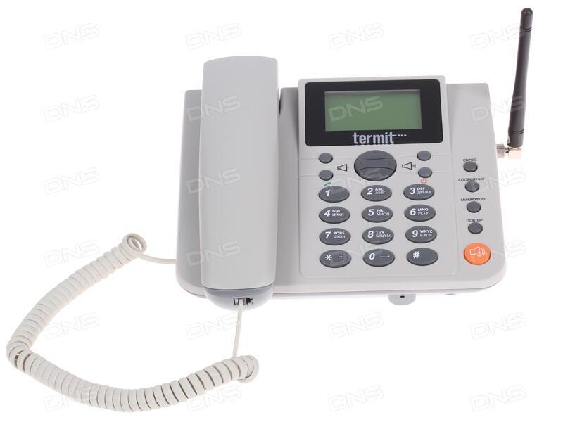 стационарный gsm телефон dns