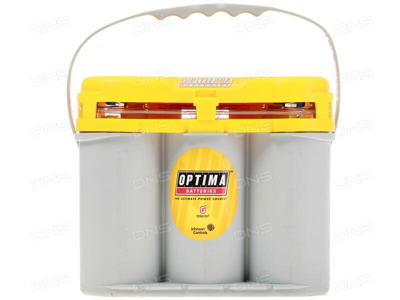 Аккумулятор для легкового автомобиля Optima YellowTop YT U 4.2 - фото 11