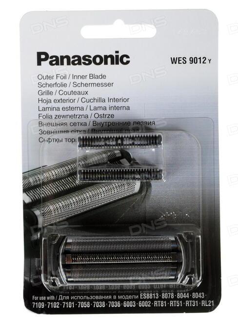 Panasonic es7109 инструкция