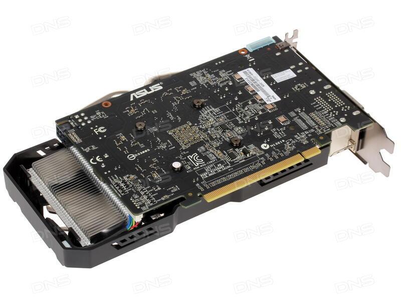Купить Видеокарта ASUS AMD Radeon R7 260X в интернет магазине DNS