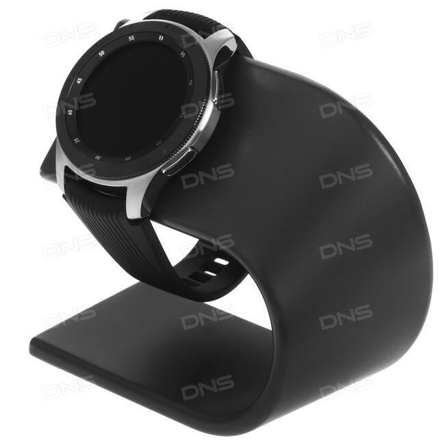 Купить Смарт-часы Samsung Galaxy Watch ремешок - черный в интернет ... 477e54b1d09a4